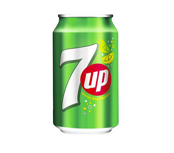 Foto 7 UP Can 七喜�装