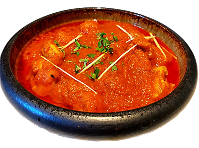 Foto Indian Chicken Curry �度咖喱雞