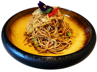 Foto Chinese Noodles  炒中�